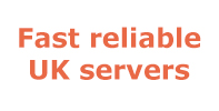 uk servers