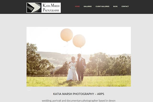 Katia Marsh Wedding Photography