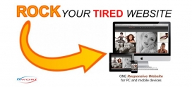 Rock your Tired Website
